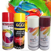 fast dry acrylic color Aerosol spray paint