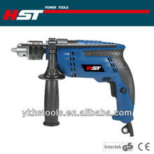 HS1008 550W 13mm hammer drill vs impact driver
