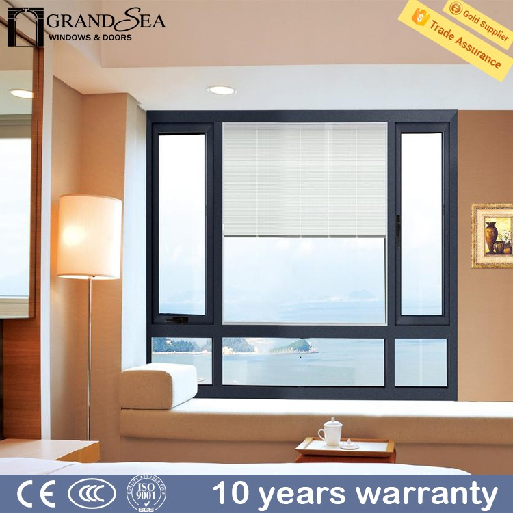 Single Casement Window : Available style single glazed aluminum casement window low