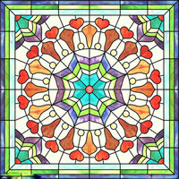 stained glass patterns religious design for church windows
