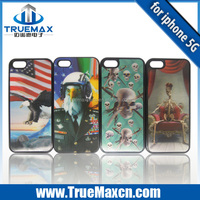 Original 3D case for iPhone 5s, 3D case for iPhone 5s