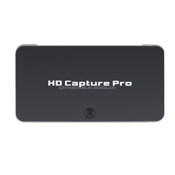 Forward Video New item HD video capture Pro game TV capture with playback ezcap295