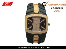 Men's Big size Wooden watch with innovative design