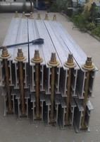 conveyor belt repairing and jointing rubber vulcanizers