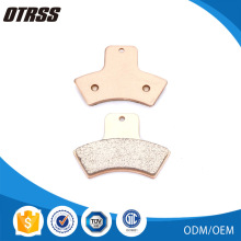 Good quality atv spare parts low price wholesale brake pad for SBS 755