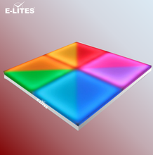 E-Lites factory rgb animation stage dance floor