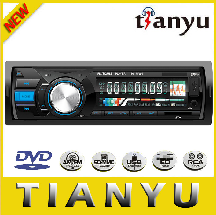Hot HD Car Stereo with dvd player