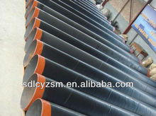 Cement Lined Carbon Steel Pipe/Spiral Welded Pipe Cement Liner