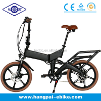 2016 new folding electric bike