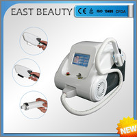 multifunction 3 IN 1 beauty machine IPL RF Elight home hair removal and skin rejuvenation device