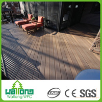 Nice design termite resistance outdoor decking board