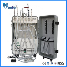 New With Air Compressor DU852 Portable dental unit