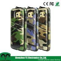 New umku army camouflage phone cases for samsung galaxy S6