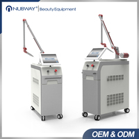 Medical CE acne scar removal tattoo removal Q Switch ND YAG Laser pigment removal machine