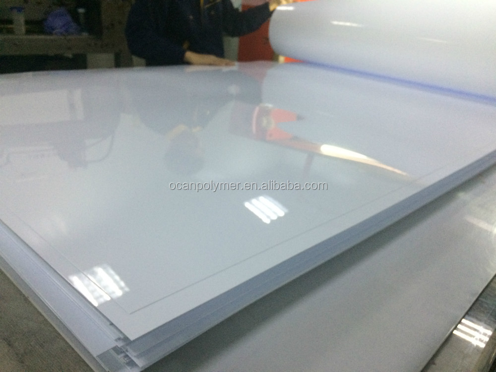 Plainess pvc sheet for offset printing buy