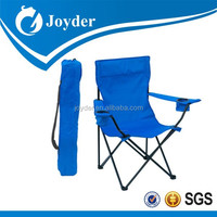 Branded hot sale folding chair with flip towel