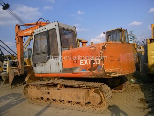 Hitachi used EX120-1 excavator for sale in china, LOE PRICE