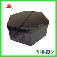 Q965 Cheap Hexagon Hat Boxes With