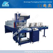 Automatic Small PET Bottle Shrink Wrapping Machine