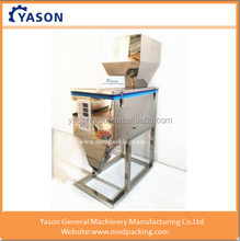 999g Sesame Seed Weighing And Filling Machine Peanut Filling Machine