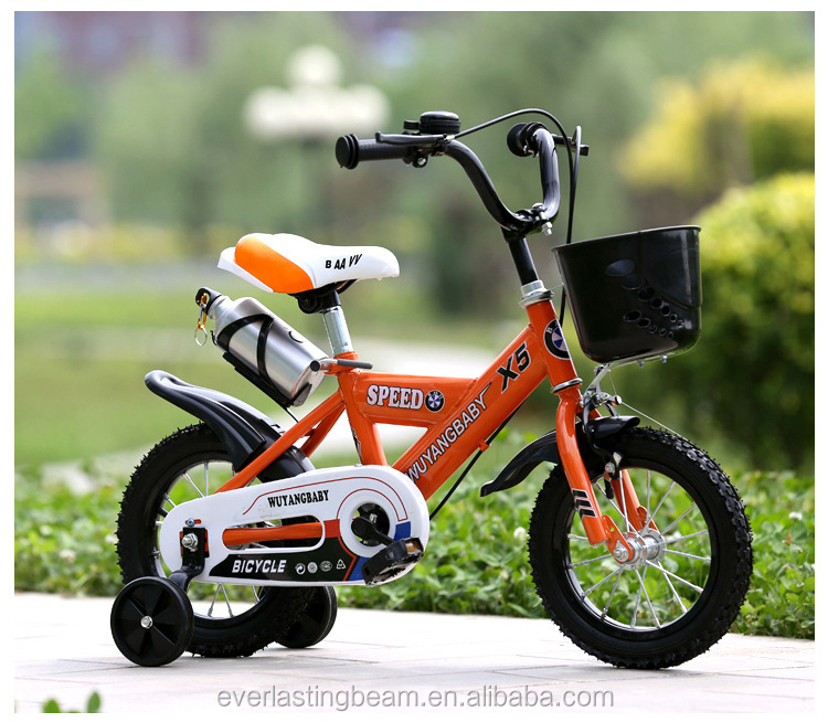 Oem Factory Trek Children Bicycle Parts / Gas Dirt Bicycle For Children / Popular Bmx 12 Inch Children Bicycle