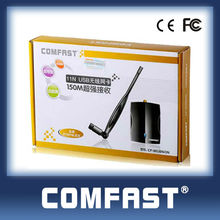 COMFAST CF-WU860N High Power SignalKing 360000N 400mW High Power Wlan 802.11n USB Wifi Adapter