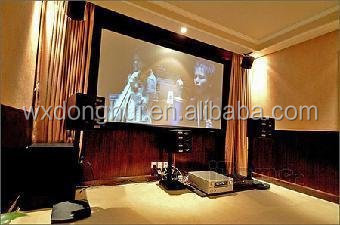hot new products HD automatic projector screen /projection screen