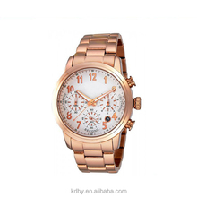 Koda Comely Crystal Stainless Steel Analog Quartz Ladies Watch