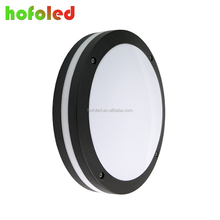 CE ROHS IP65 Aluminum motion sensor led bulkhead light outdoor