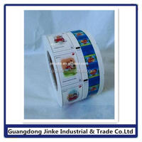high quality candy wapper coated wax paper for bubble gum