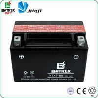 china 3 wheel motor tricycle battery / mf lead lead acid battery 12v