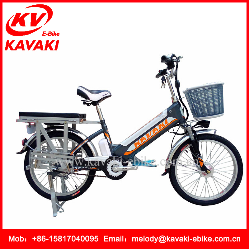 22 inch KAVAKI Overloading Electric bike 48V250W Electric bicycle made in China