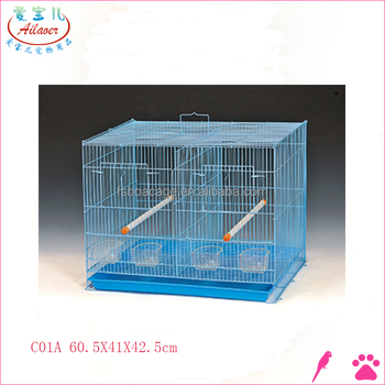 Hot Sale Bird Cage 60.5X41X42.5cm