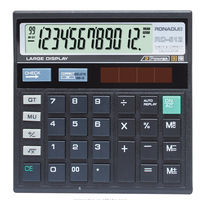 Check And Correct Electronic Calculator Ct