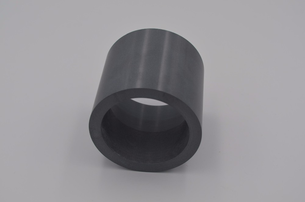 low thermal-expansion silicon nitride ceramic degassing rotor shaft/ring