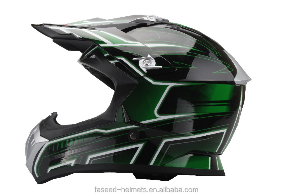 cross helmet with ece standard with high quality& safty helmet