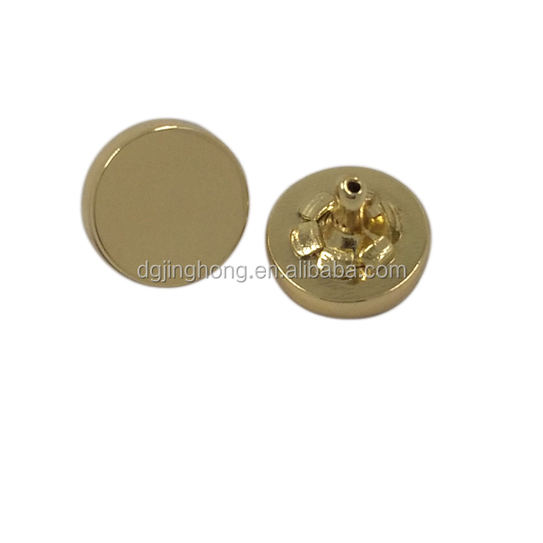 Dongguan hardware round custom metal push rivet