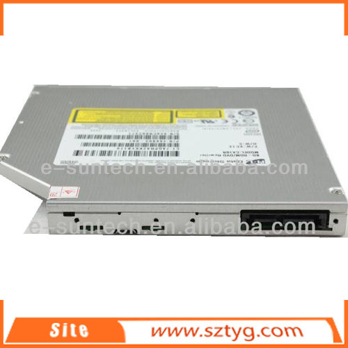 UJ8A7 China Wholesale 9.5mm Slot Load CD/DVD RW Burner Drive