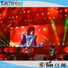 P2.9 Die-casting Aluminum Cabinet LED screen Display with led events Movement