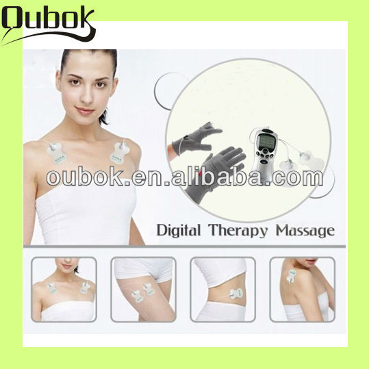 Hot selling massage slipper with therapy function OBK-420