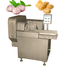 Commercial adjusting conveyer belt potato cutter in malaysia