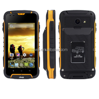 Best rugged mobile phone india JEEP F605 12000mAh Big Battery Android Rugged Phone