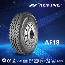 AUFINE Premium brand tbr tyre / tire 11r22.5 , 11r24.5 , 295/75r22.5 and 285/75R24.5 with smartway for USA market