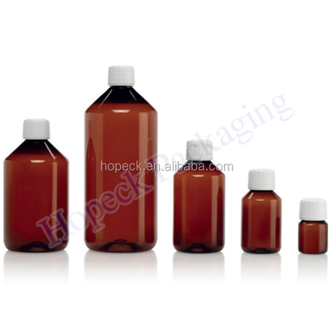 Pharma PET Bottle