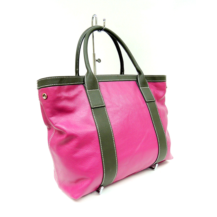 China guangzhou wholesale custom pink latest fashion school bag for adult