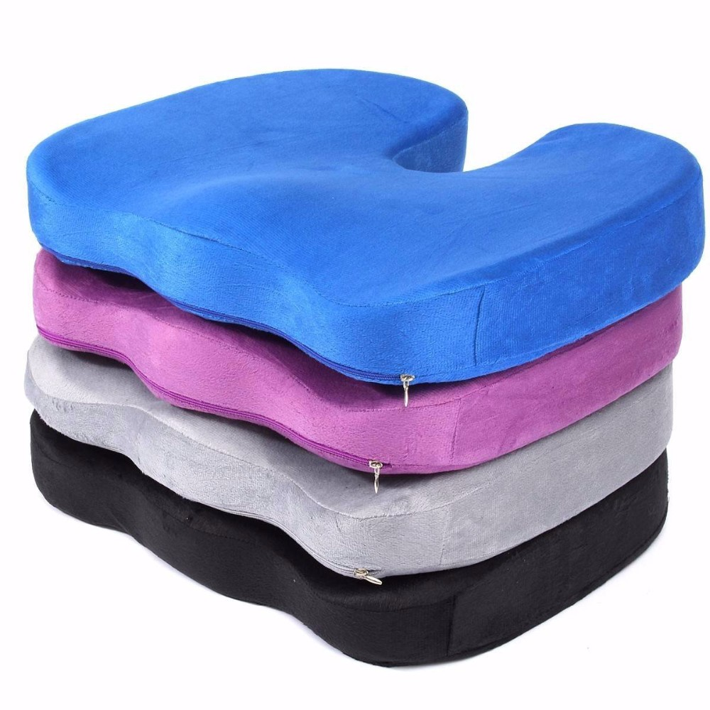 Hemorrhoid Seat Cushion Orthopedic Seat Cushion seat cushion for Hemorrhoids