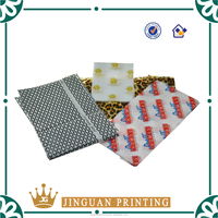 High quality custom printing logo colthing wrapping tissue paper