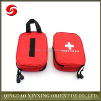 Heated whole Sale First Aid Kit with pendant/ Emergency kit Bag/ First Aid Kit Box