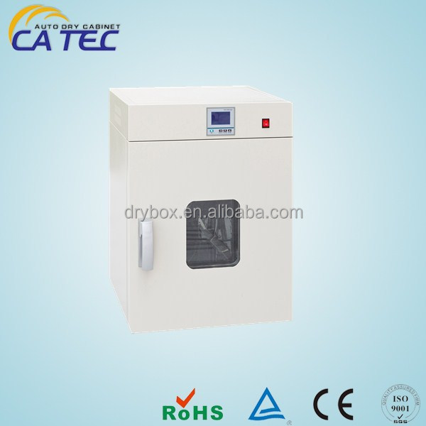 Hot air circulatiing drying oven VCTG-9030A 250C small vertical air blast lab aging instrument