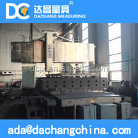 Cast Iron Lathe Beds from Dachang